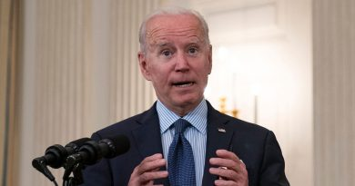 Biden's Vaccine IP Debacle – WSJ