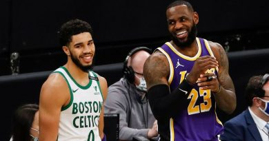 NBA insiders: What are the chances the Lakers and Celtics make it out of the play-in?
