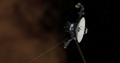 Voyager 1 detects 'hum' whereas in interstellar area: report