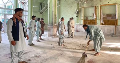 Blast at Afghan Mosque Kills Dozens as Shiites Are Focused Once more