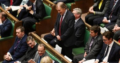 David Amess, Conservative Lawmaker in U.Ok., Is Fatally Stabbed
