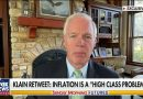 Sen. Johnson: Democrats are 'dwelling in a fantasy world' over rising inflation