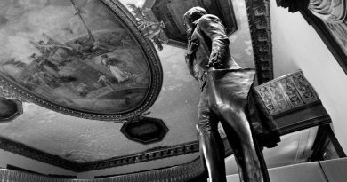 Opinion | The Debate Over a Jefferson Statue Is Lacking Some Stunning Historical past