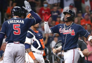 MLB World Sequence 2021 — Braves activate energy, Charlie Morton breaks his leg and different large moments in Sport 1 win over Astros